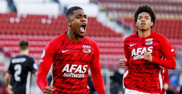 Spelersrapport: Boadu grijpt de hoofdrol, verdedigers onder de maat in Alkmaar