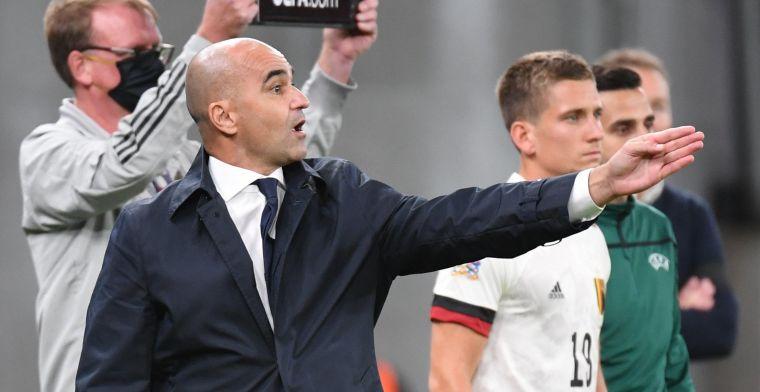 Martinez sluit Fellaini op het EK niet uit: Een speler die we niet vergeten