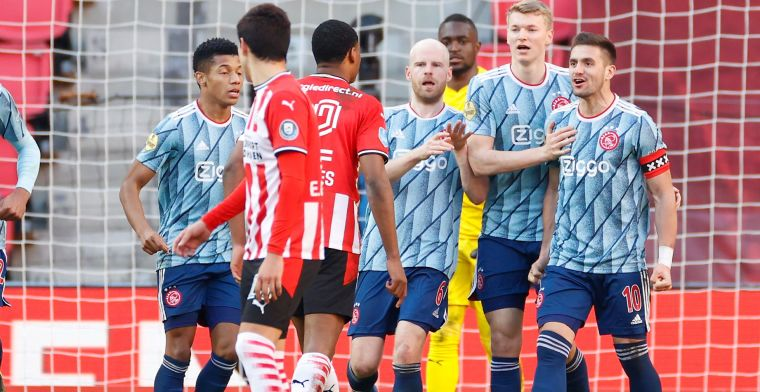 Tadic woest op drie PSV'ers: 'Ze zeiden dat ik een pussy en geen leider ben'