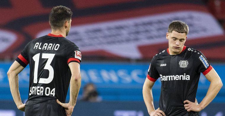 Kopgroep van vier in spannende Ligue 1-koers, Milan blijft in het spoor van Inter