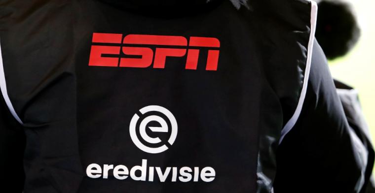 Geboorte van fenomeen 'dobbelsteendruk' tijdens ESPN-analyse: 'Ajax ontregelen'