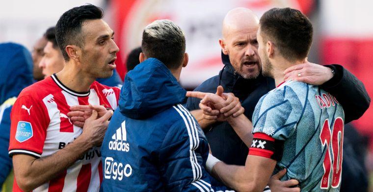 NOS: Ajax doet aangifte voor poging tot mishandeling na incident met Tadic bij bus