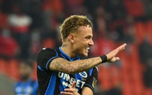 'Club Brugge recupereert Clement, maar mist nog zeker drie sterkhouders in Luik'