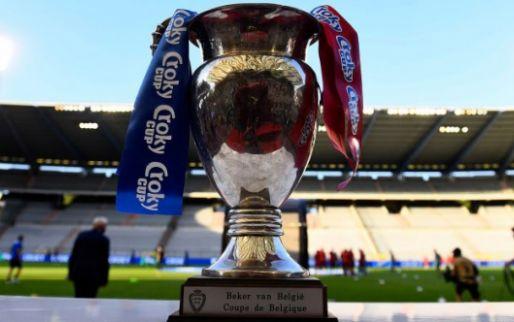 Het zendschema van de Beker: Anderlecht op VTM, Club Brugge op Sporza