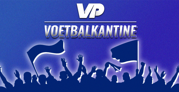 VP-voetbalkantine: 'Advocaat moet een nieuwe aanvoerder kiezen bij Feyenoord'