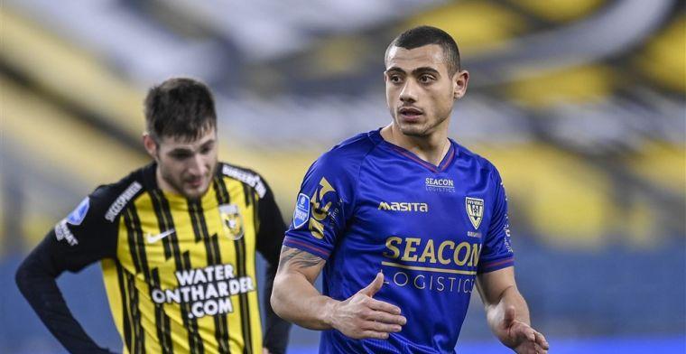 Griekenland volgt wonderseizoen Giakoumakis: 'Wellicht naar PSV of Feyenoord'