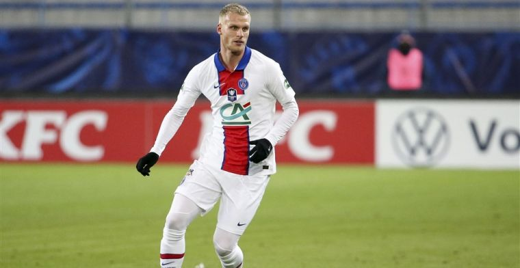 'Bakker misdraagt zich na afloop van ruime zege met Paris Saint-Germain'