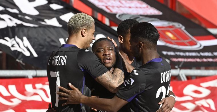Ook ex-spelers vieren overwinning van RSC Anderlecht tegen Standard: 'Bedankt!'