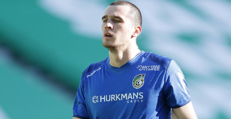 Nieuwe club van Fortuna-doelman Koselev is bekend: 'Ben erg trots en blij'