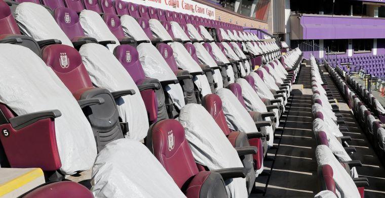 Anderlecht vraagt niet door aan fans, abonnement kan nu gratis verlengd worden