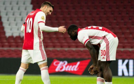 Tadic prijst 'heel goede speler' Ajax: