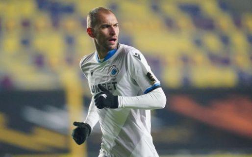 'Vanaken keert (half) terug bij Club Brugge, Dost is out voor bekermatch Standard'