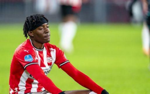 Madueke sluit Oranje niet uit: 'Kan dat?! Dat zou wel een hele toffe optie zijn'