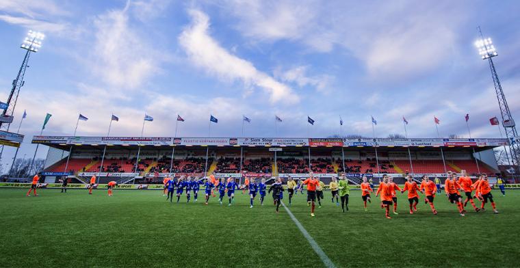 FC Volendam gaat ook overstag: 'Dan kunnen we overstappen naar natuurgras'