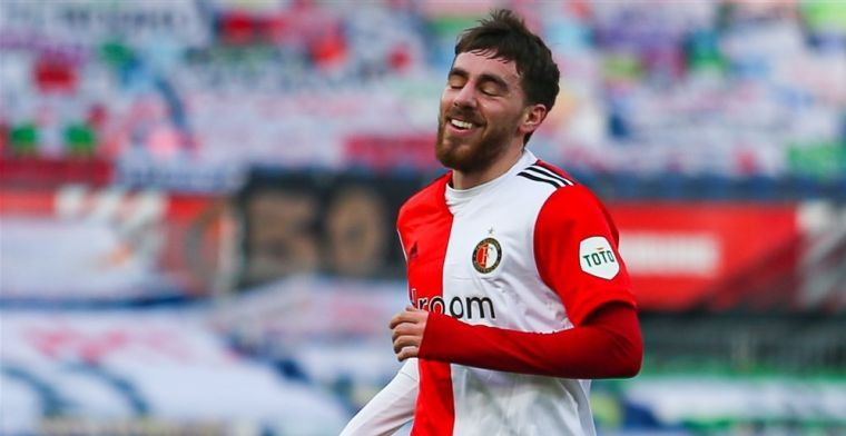 Kökcü vergeleken met Ajax-steunpilaar: 'Blind lijkt zo ieder jaar beter te worden'