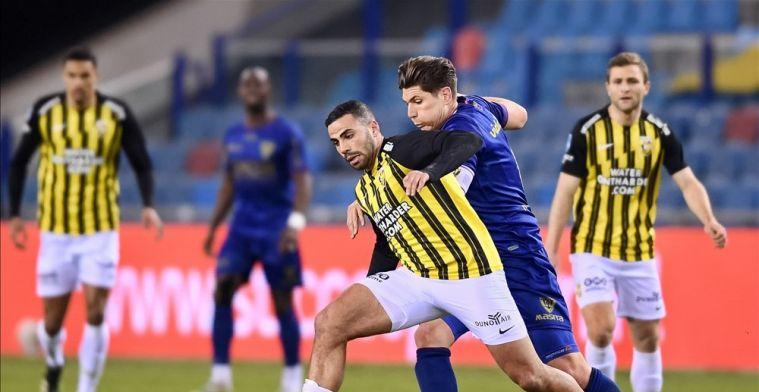 LIVE: Broja en Tannane bezorgen Vitesse een ticket voor de bekerfinale (gesloten)