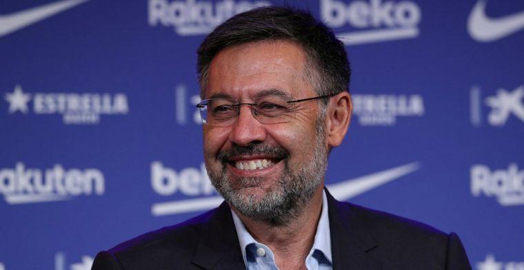 'Belastende Bartomeu-documenten gevonden, data van Barça-socios doorgespeeld'