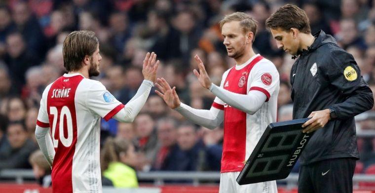 De Jong: 'Ik kreeg berichtjes na die goal tegen Feyenoord: straks iets rustiger'
