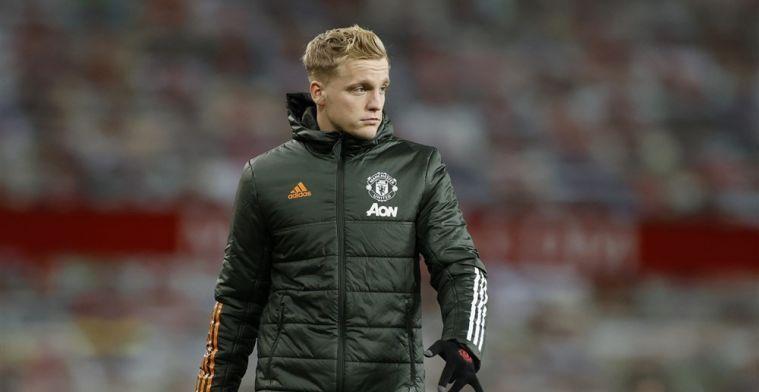 Van Marwijk ziet dat Van de Beek moet veranderen: 'Niet plots een slechte speler'