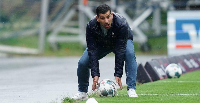 'Huntelaar krijgt te maken met relatief onervaren trainer bij Schalke 04'