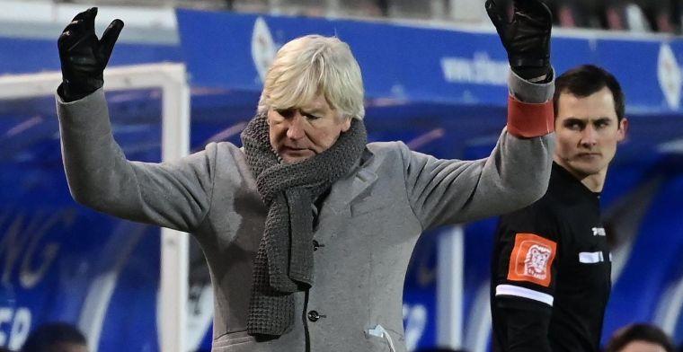 Tegen Antwerp heeft hij zich absoluut getoond door een fantastische debuutmatch