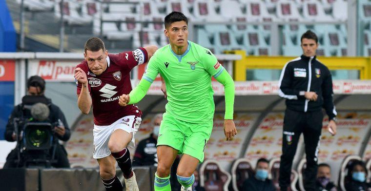Lazio-Torino gaat 'gewoon' door ondanks het ontbreken van de bezoekende ploeg