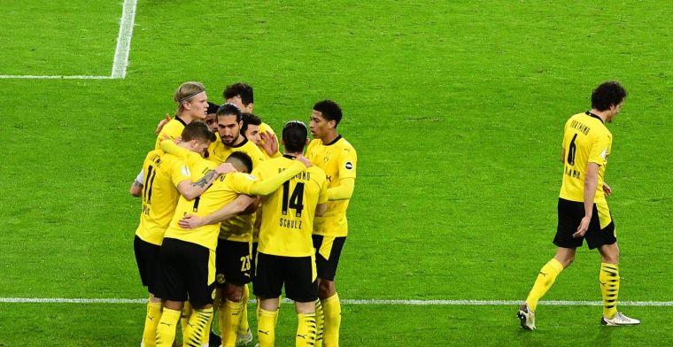Thorgan Hazard is weer fit en mag zich met Dortmund opmaken voor halve finales