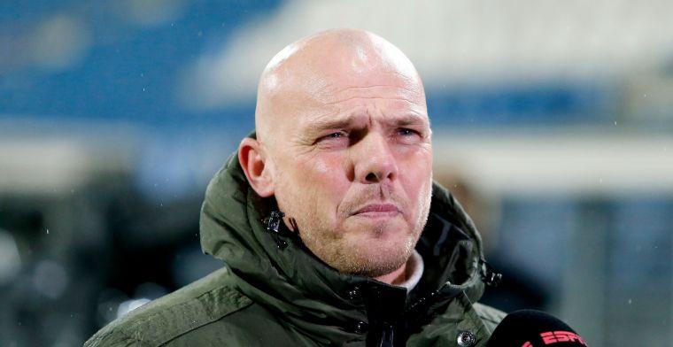 Jansen ziet 'vechtend' Ajax: 'Dat geeft wel aan dat er mogelijkheden zijn'