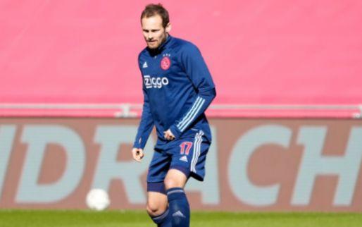De Telegraaf: Ajax wil Blind belonen, nieuw contract voor routinier ligt klaar