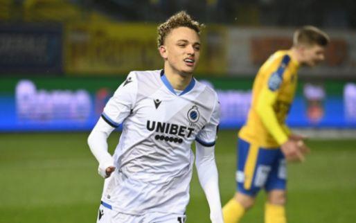 Lang en Vanaken terug bij Club Brugge, toptalent Mbamba krijgt kans
