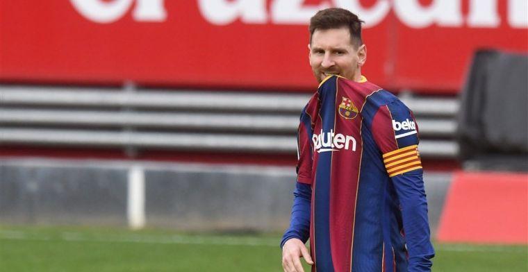 Bom onder presidentsverkiezingen bij Barça: 'Als ik niet win, gaat Messi weg'