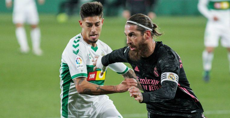 Marca: twee onverwachte wendingen voor revaliderende Sergio Ramos (34)