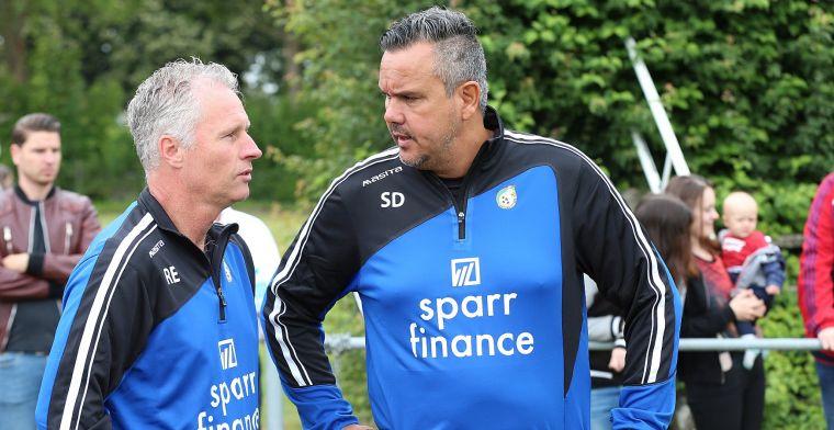 Onrust blijft in keepersbestand Fortuna: keeperstrainer verlaat eerste elftal