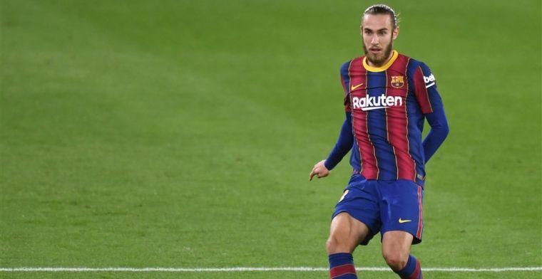 'Barcelona krijgt bod op verdediger binnen: beslissing van Koeman moet wachten'