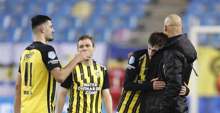 Vitesse wil geen bekerfinale in lege Kuip: 'Onze wens is om fans mee te nemen'