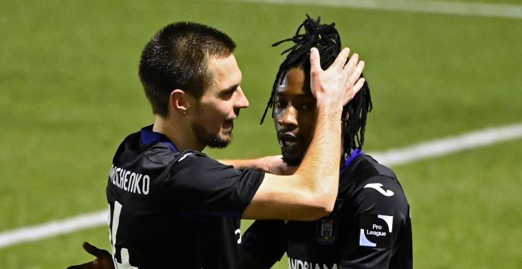 'RSC Anderlecht heeft opvallende reden voor afwezigheid Ashimeru in selectie'