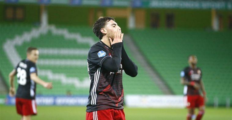 'Als er een club komt en Feyenoord kan eraan verdienen, dan ga ik luisteren'