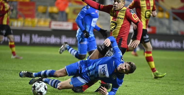 """Castro-Montes waarschuwt KAA Gent: """"Dan is ons seizoen naar de botten"""""""