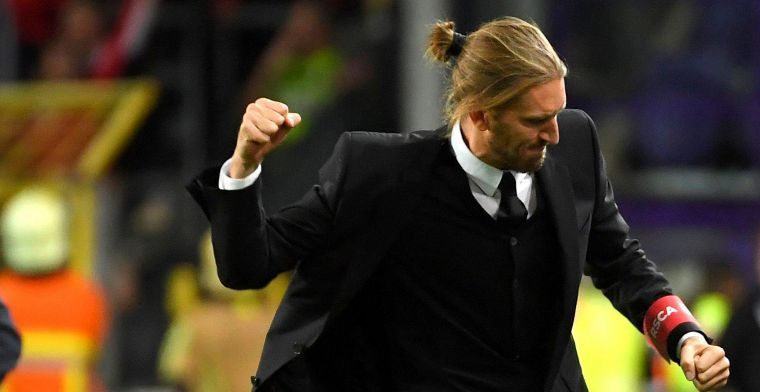 """Frutos over mogelijke terugkeer naar Anderlecht: """"Dan heb ik meer ervaring"""""""