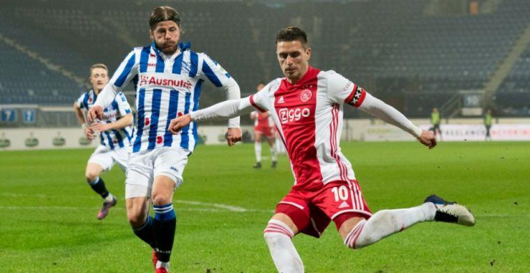 LIVE: Neres maakt 0-3, Ajax kan zich opmaken voor finale tegen Vitesse (gesloten)