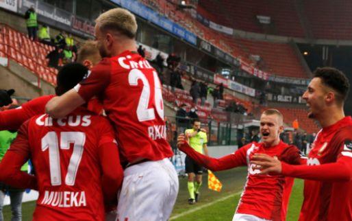Standard wipt Club Brugge uit Beker van België na héél tumultueuze slotfase