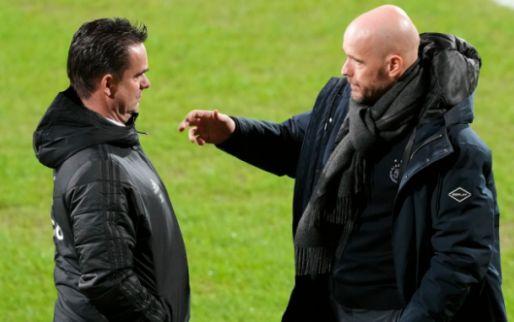 Ajax boos op KNVB, Overmars haalt snoeihard uit:
