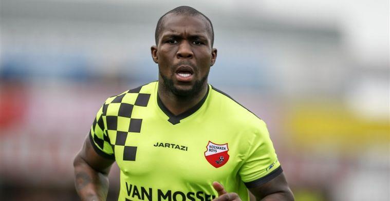Drenthe hoopte op de Eredivisie: 'Ik ben daar gewoon teleurgesteld over'