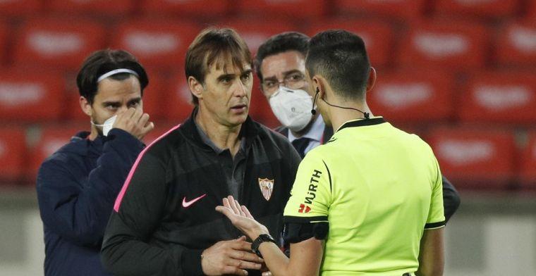 Sevilla witheet na bekernederlaag tegen Barça: 'De finale is ons ontnomen'