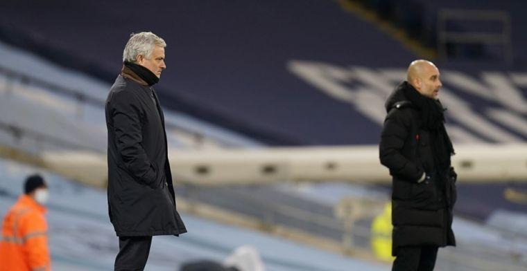 """Mourinho neemt Bale in bescherming: """"Vraag dat aan Real Madrid"""""""