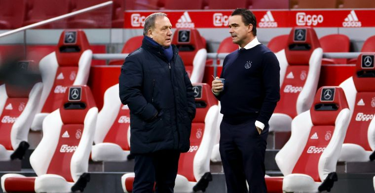 Overmars geeft plankgas met Ajax: 'Aanbieding waarvan je van je stoel valt'