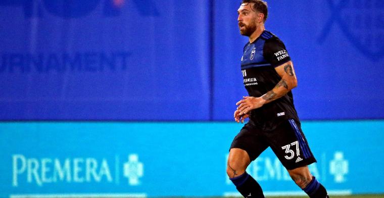 Vitesse-held Kashia heeft een nieuwe club en tekent voor één seizoen