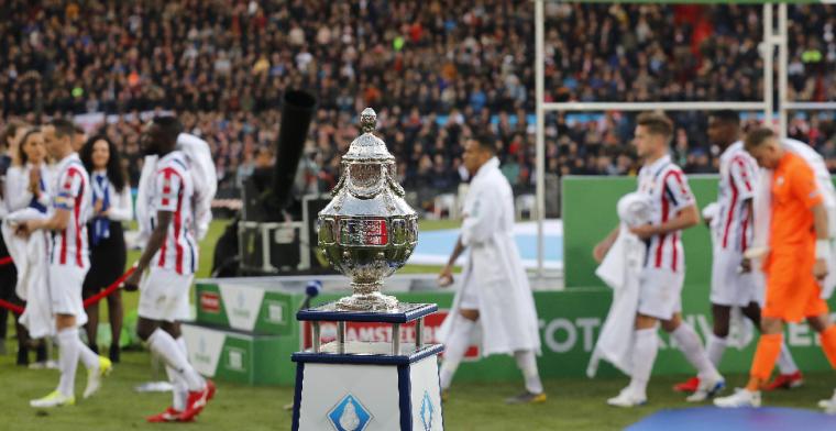 KNVB moet Ajax en Vitesse teleurstellen: 'We zijn afhankelijk'