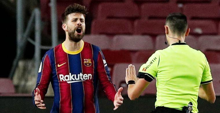 Koeman is Piqué voorlopig weer kwijt na bloedstollende remontada FC Barcelona