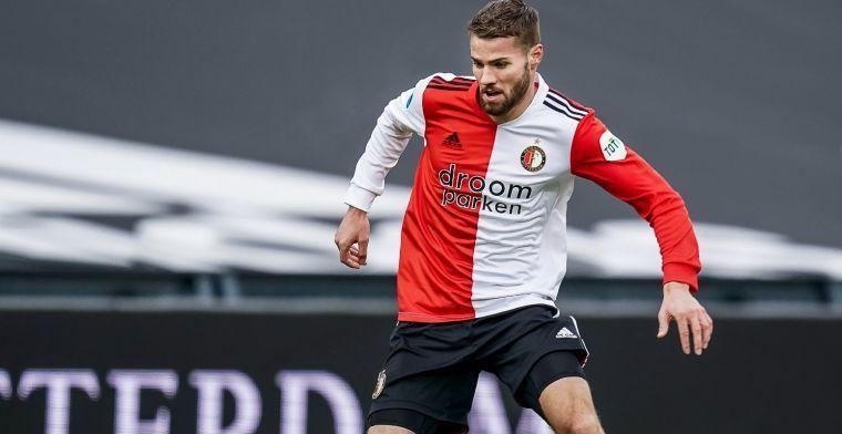 Blessurenieuws van Feyenoord: nieuwe basisklant Nieuwkoop valt weg